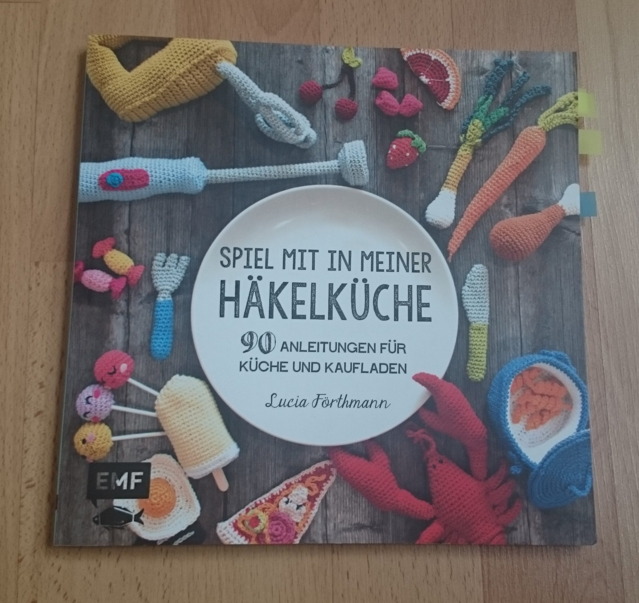 Buch-Review: Spiel mit in meiner Häkelküche - MissKnitness
