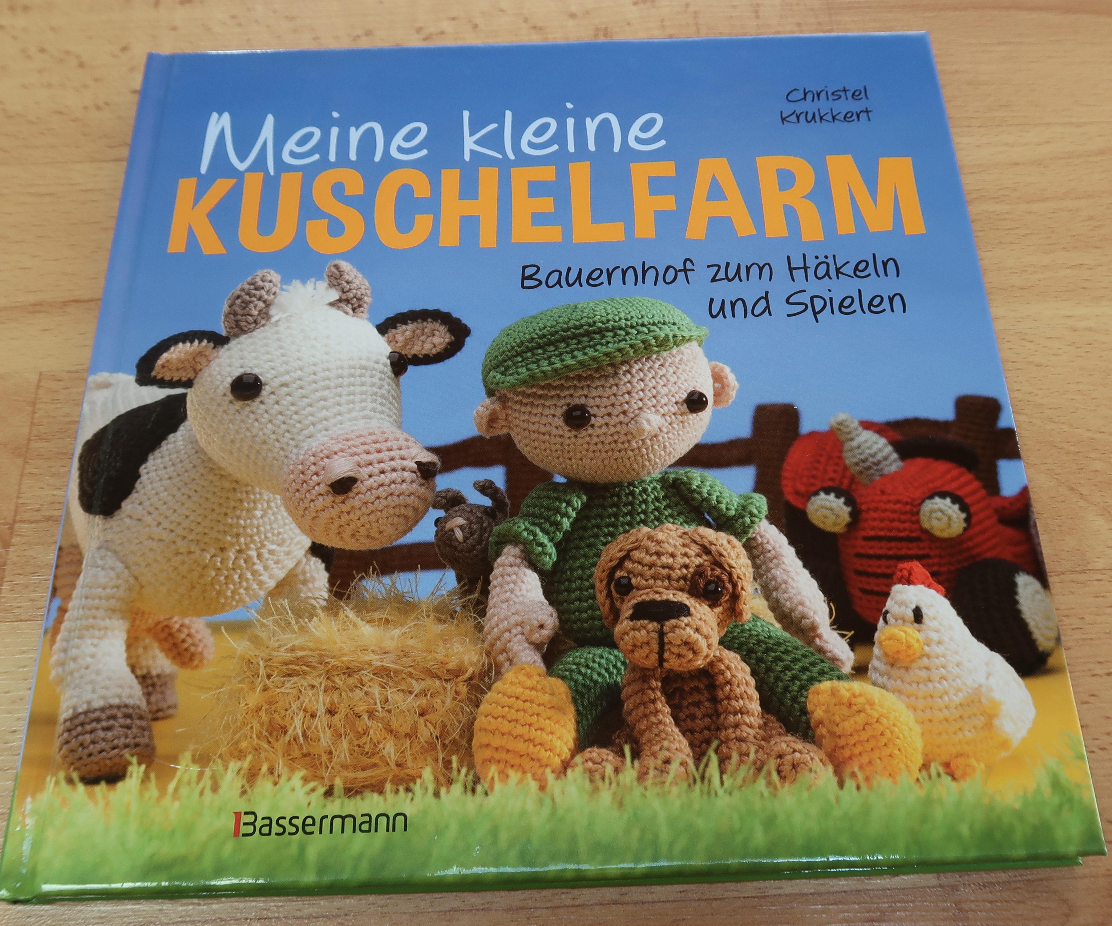 Buch-Review: Meine kleine Kuschelfarm - MissKnitness