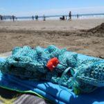 Stricken am Strand