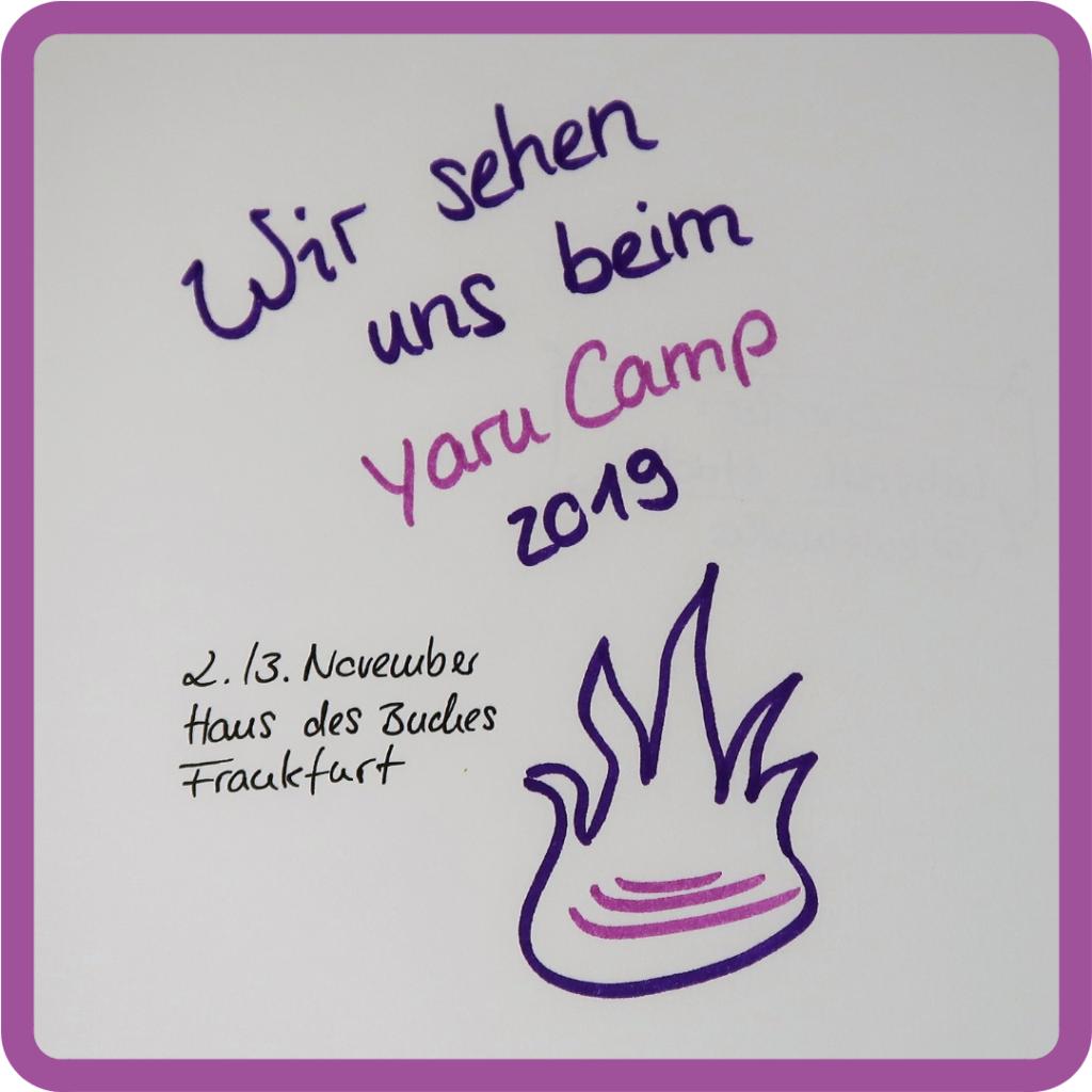 Yarn Camp 2018
