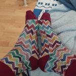 Jersey-Socken